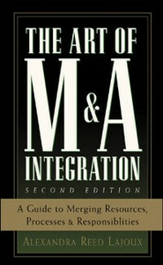 Ebook in inglese Art of M&A Integration 2nd Ed Lajoux, Alexandra Reed