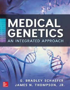 Ebook in inglese Medical Genetics Jr., Thompson , Schaefer, G. Bradley
