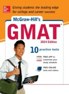 Ebook in inglese McGraw-Hill's GMAT, 2014 Edition Hasik, James