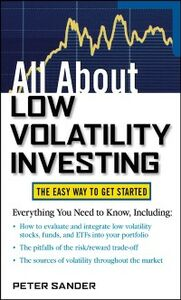 Ebook in inglese All About Low Volatility Investing Sander, Peter