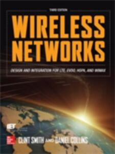 Foto Cover di Wireless Networks, Ebook inglese di Daniel Collins,Clint Smith, edito da McGraw-Hill Education
