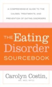 Ebook in inglese Eating Disorders Sourcebook Costin, Carolyn