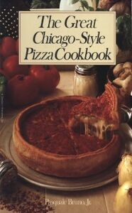 Foto Cover di Great Chicago-Style Pizza Cookbook, Ebook inglese di Bruno Jr., edito da McGraw-Hill Education