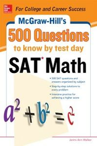 Ebook in inglese 500 SAT Math Questions to Know by Test Day Johnson, Cynthia