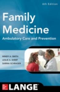 Ebook in inglese Family Medicine, 6E Shimp, Leslie , Smith, Mindy Ann