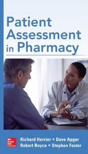 Ebook in inglese Patient Assessment in Pharmacy Apgar, Dave , Boyce, Robert , Foster, Stephan , Herrier, Richard