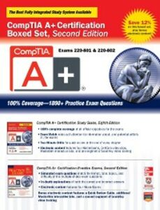 Ebook in inglese CompTIA A+ Certification Boxed Set, Second Edition (Exams 220-801 & 220-802) Chapple, Michael , Holcombe, Charles , Holcombe, Jane , Pastore, Michael