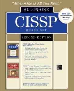 Foto Cover di CISSP Boxed Set, Second Edition, Ebook inglese di Shon Harris, edito da McGraw-Hill Education