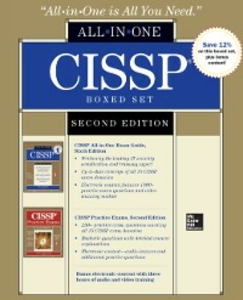 Ebook in inglese CISSP Boxed Set, Second Edition Harris, Shon