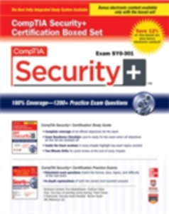 Ebook in inglese CompTIA Security+ Certification Boxed Set (Exam SY0-301) Clarke, Glen E. , Lachance, Daniel