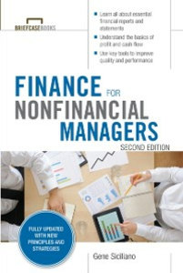 Ebook in inglese Finance for Nonfinancial Managers, Second Edition (Briefcase Books Series) Siciliano, Gene