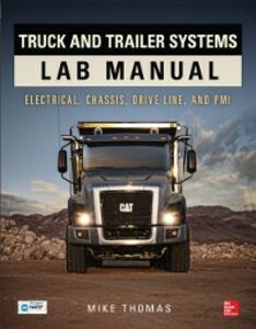 Ebook in inglese Truck and Trailer Systems Lab Manual Thomas, Mike