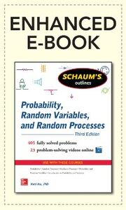 Ebook in inglese Schaum's Outline of Probability, Random Variables, and Random Processes, 3/E Hsu, Hwei