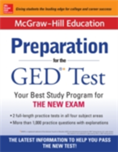 Ebook in inglese McGraw-Hill Education Preparation for the GED Test Editors, McGraw-Hill Education