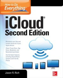 Ebook in inglese How to Do Everything: iCloud, Second Edition Rich, Jason R.
