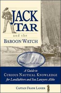 Jack Tar and the Baboon Watch - Frank Lanier - cover