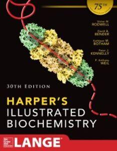 Foto Cover di Harpers Illustrated Biochemistry 30th Edition, Ebook inglese di AA.VV edito da McGraw-Hill Education