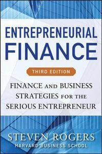 Foto Cover di Entrepreneurial finance. Finance and business strategies, Libro di Rogers, edito da McGraw-Hill Education