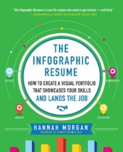 Ebook in inglese Infographic Resume: How to Create a Visual Portfolio that Showcases Your Skills and Lands the Job Morgan, Hannah
