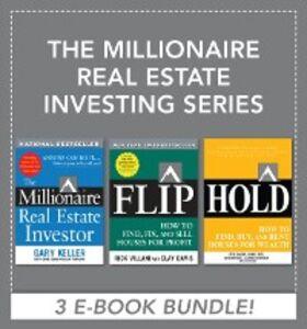 Ebook in inglese Millionaire Real Estate Investing Series (EBOOK BUNDLE) Jenks, Dave , Keller, Gary , Papasan, Jay