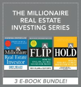 Ebook in inglese Millionaire Real Estate Investing Series (EBOOK BUNDLE) Jenks, Dave , Keller, Gary , Papasan, Jay