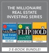 Millionaire Real Estate Investing Series (EBOOK BUNDLE)