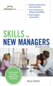 Ebook in inglese Skills for New Managers Stettner, Morey