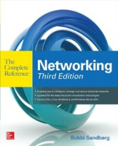 Ebook in inglese Networking The Complete Reference, Third Edition Sandberg, Bobbi