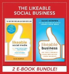 Ebook in inglese Likeable Social Business Kerpen, Dave