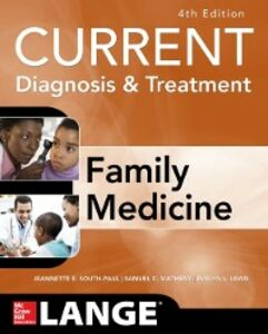 Ebook in inglese CURRENT Diagnosis & Treatment in Family Medicine, 4th Edition Lewis, Evelyn , Matheny, Samuel , South-Paul, Jeannette