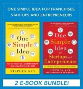 Ebook in inglese One Simple Idea for Franchises, Startups and Entrepreneurs Key, Stephen