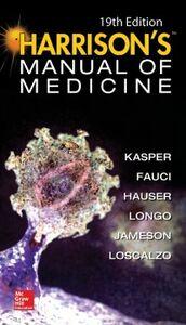 Ebook in inglese Harrisons Manual of Medicine, 19th Edition Fauci, Anthony S. , Hauser, Stephen , Jameson, J. Larry , Kasper, Dennis L.