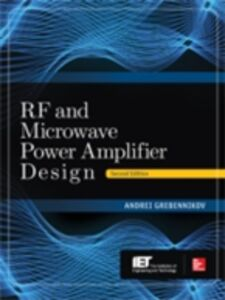 Foto Cover di RF and Microwave Power Amplifier Design, Second Edition, Ebook inglese di Andrei Grebennikov, edito da McGraw-Hill Education