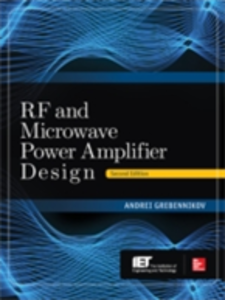 Ebook in inglese RF and Microwave Power Amplifier Design, Second Edition Grebennikov, Andrei