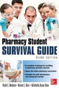 Ebook in inglese Pharmacy Student Survival Guide, 3E Assa-Eley, Michelle T. , Kier, Karen , Nemire, Ruth