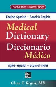 Ebook in inglese English-Spanish/Spanish-English Medical Dictionary, Fourth Edition (eBook) Rogers, Glenn