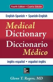 English-Spanish/Spanish-English Medical Dictionary, Fourth Edition (eBook)