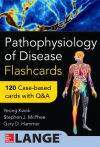 Ebook in inglese Pathophysiology of Disease: An Introduction to Clinical Medicine Flash Cards Hammer, Gary , McPhee, Stephen J.