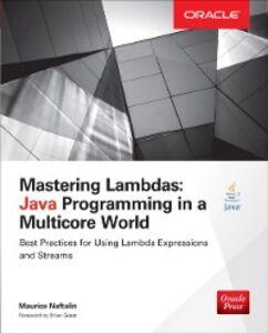 Ebook in inglese Mastering Lambdas Naftalin, Maurice