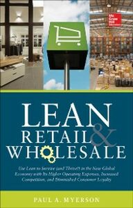 Ebook in inglese Lean Retail and Wholesale Myerson, Paul