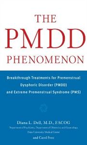 Ebook in inglese PMDD Phenomenon Dell, Diana , Svec, Carol