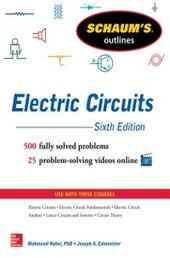 Schaum's Outline of Electrical Circuits, 6th edition (ebook)