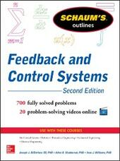 Schaum s Outline of Feedback and Control Systems, 3rd Edition