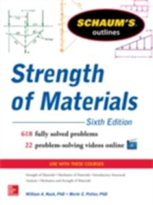 Ebook in inglese Schaum s Outline of Strength of Materials, 6ed Nash, William