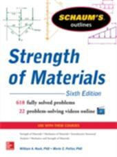 Schaum s Outline of Strength of Materials, 6ed