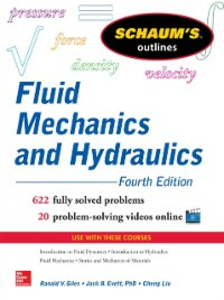 Ebook in inglese Schaum s Outline of Fluid Mechanics and Hydraulics, 4th Edition Evett, Jack , Liu, Cheng , Ranald, Giles