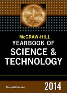 McGraw-Hill Education Yearbook of Science and Technology 2014 - McGraw-Hill Education - cover