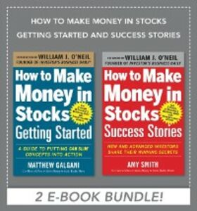 Ebook in inglese How to Make Money in Stocks Getting Started and Success Stories EBOOK BUNDLE Galgani, Matthew , Smith, Amy
