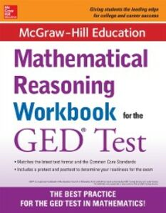 Foto Cover di McGraw-Hill Education Mathematical Reasoning Workbook for the GED Test, Ebook inglese di McGraw-Hill Education, edito da McGraw-Hill Education