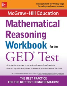Ebook in inglese McGraw-Hill Education Mathematical Reasoning Workbook for the GED Test McGraw-Hill Educatio, cGraw-Hill Education